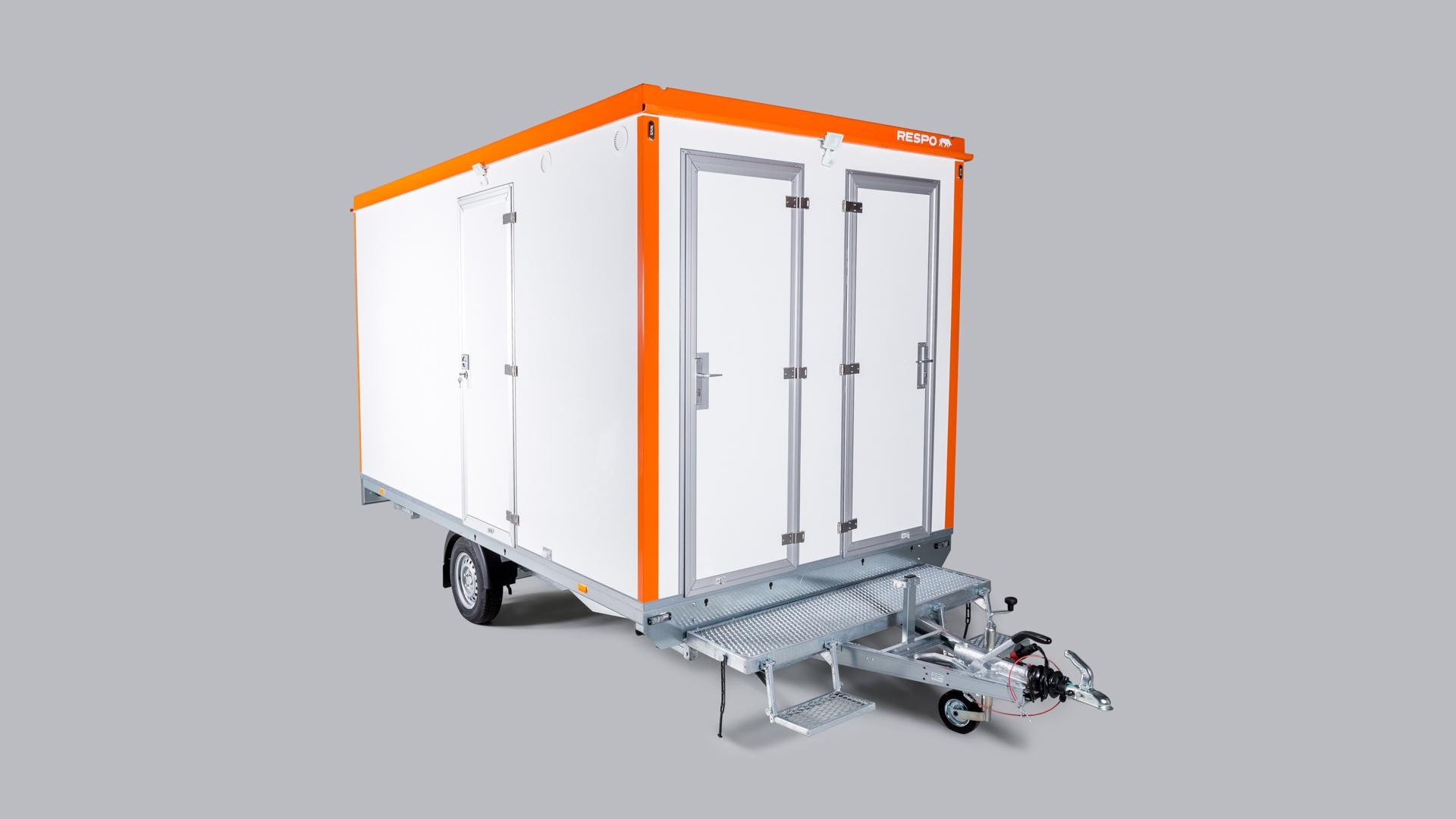 RESPO mobilūs biurai