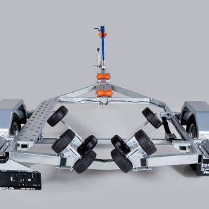 RESPO 750 V571 Multiroller valtinė priekaba laivams iki 5,4m.