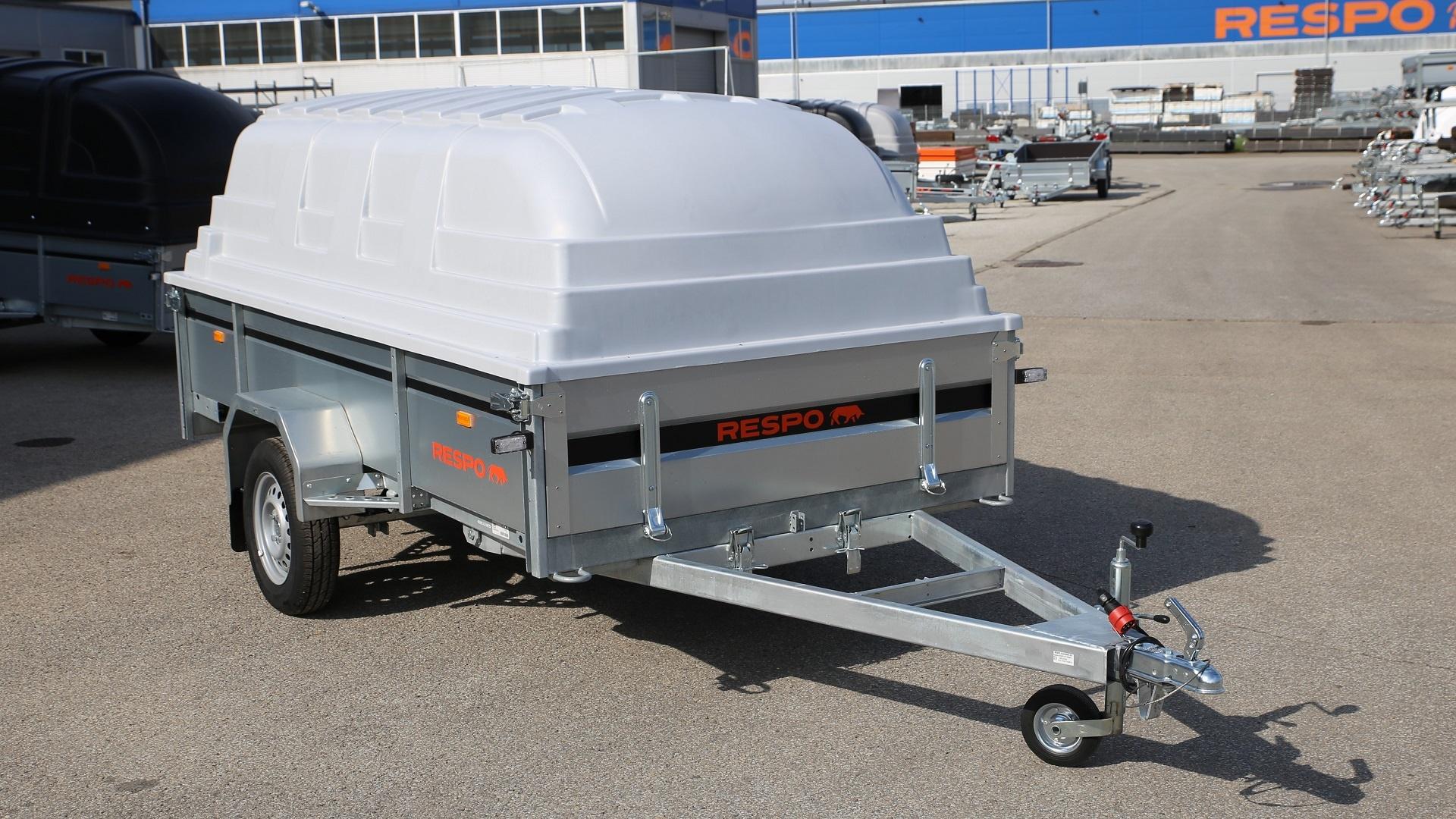 Aerodinaminis dangtis 3,00x1,50x0,7 m. Pagamintas RESPO 750M301L150PLH, 750M301L150, 750M302L150 priekaboms.