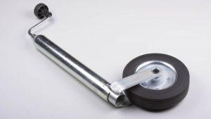 Atraminis ratukas (518) 150kg, o=48mm, ratukas 200x50mm RESPO