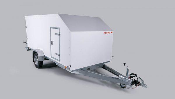 RESPO furgono šoninės durys 570x970mm, rakinamos. 5843