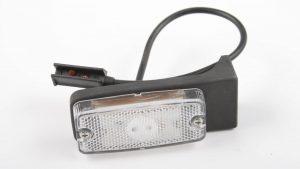 Priekinis LED gabaritas (8968) RESPO priekaboms