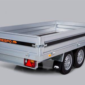 RESPO 750P302T150 dviašė platforma B kat.
